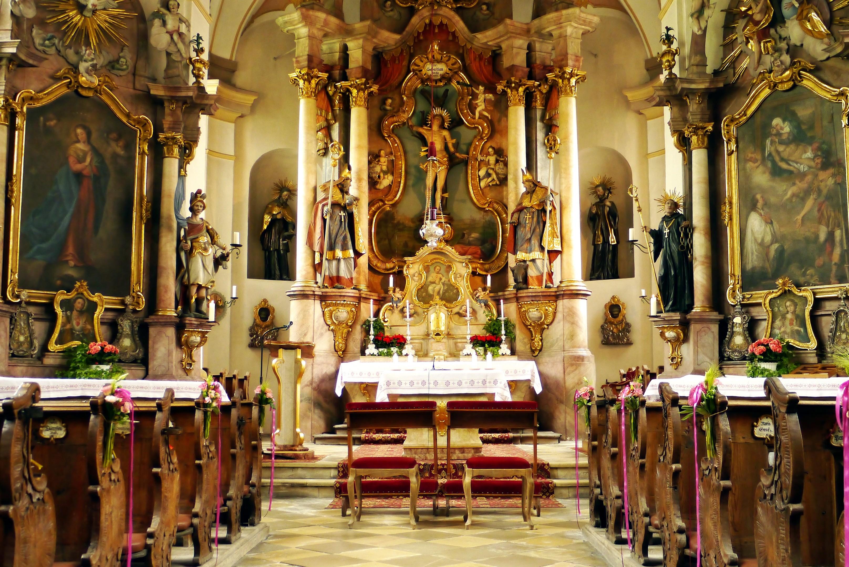 Hochzeitslocation in Oberbayern